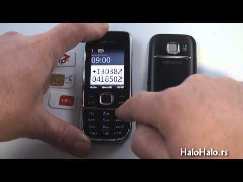 Nokia 2700c-2 dekodiranje pomoću koda