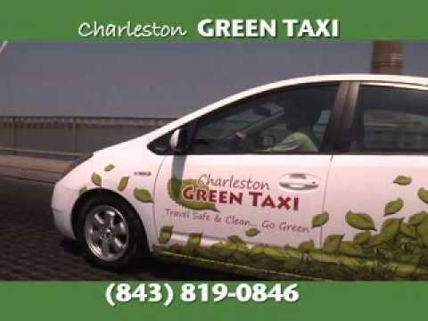 Charleston Green Taxi