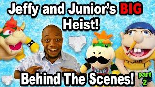 SML BTS: Junior and Jeffy's BIG Heist! pt. 2