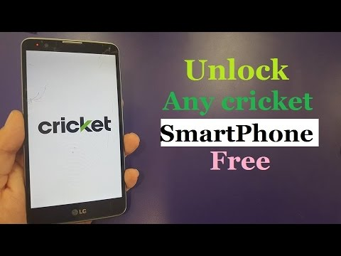 This is How I unlocked My Cricket LG Stylo 2 Free To any GSM Carrier