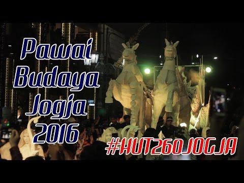 Pawai Budaya Jogja 2016 - HUT Jogja 260