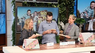 Nick Offerman & Amy Poehler Play