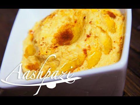 Squash Hummus Recipe