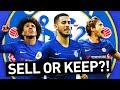 WHO WOULD I KEEP SELL IN THE CHELSEA SQUAD