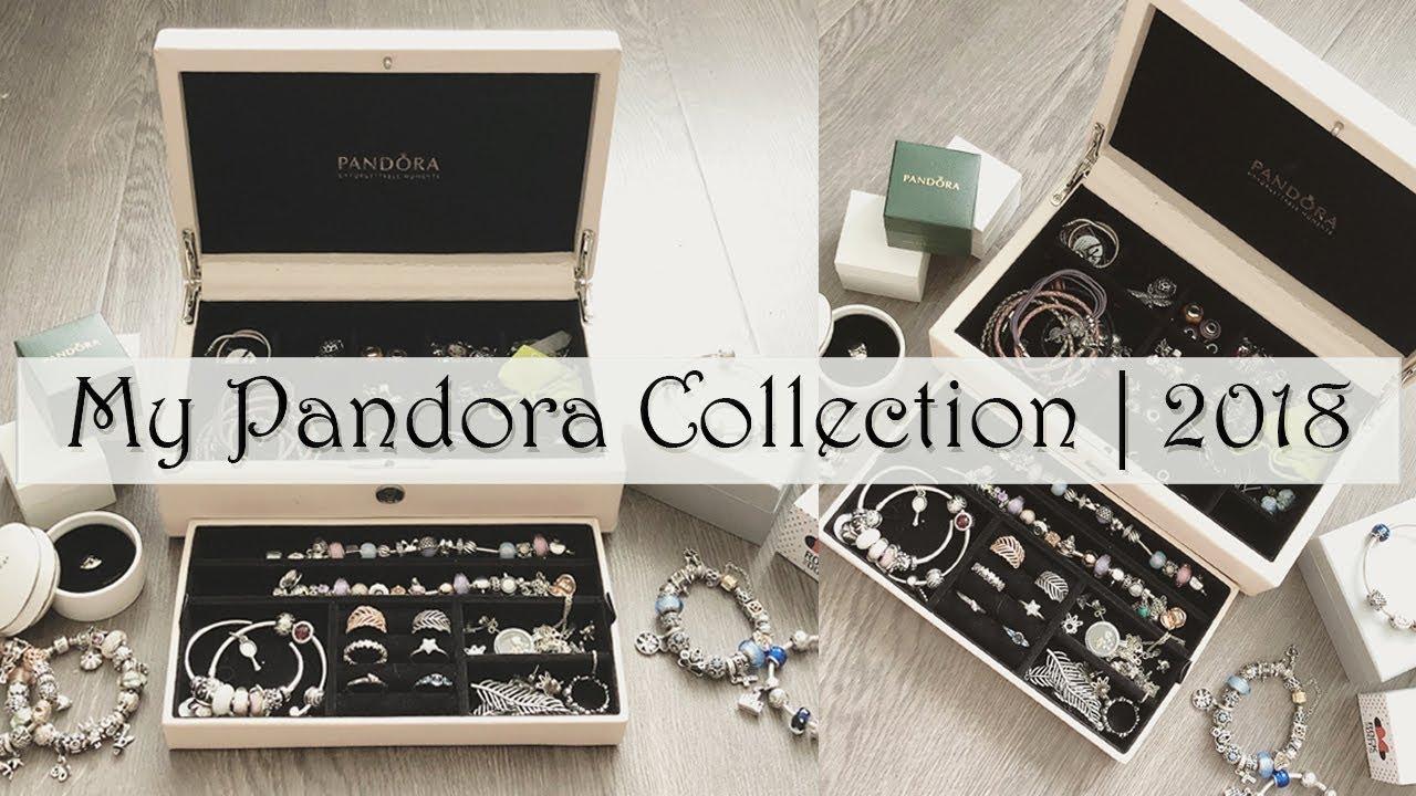 My Pandora Collection | 2018
