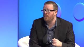 Frankie Boyle: State of the TV Nation | GEITF 2014