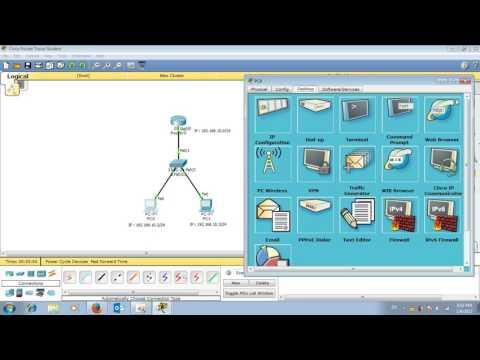 Command line Configure on cisco router part 1