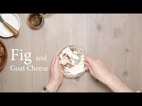Fig and Goat Cheese Spread