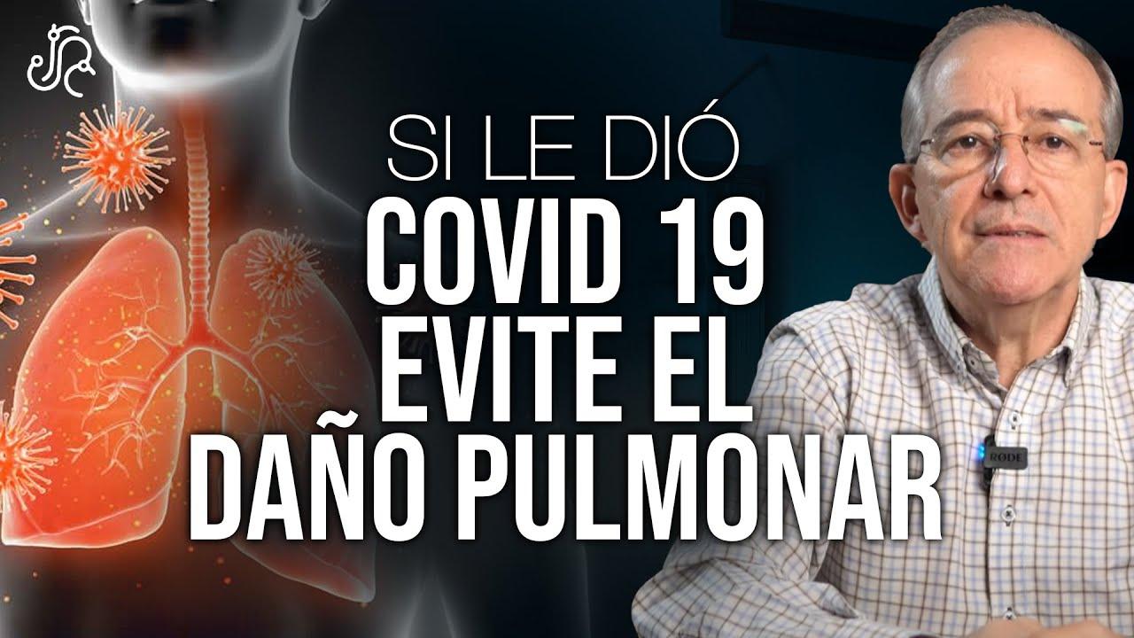 Si Le Dio Coronavirus Evite El Daño Pulmunar - Oswaldo Restrepo RSC