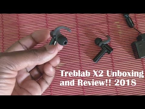 Treblab X2 Unboxing and Review!! 2018 - Before you Buy!!