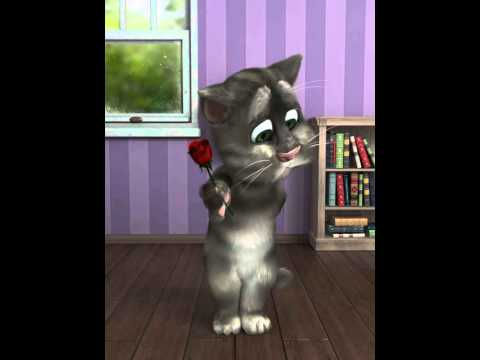 Talking Tom Wants To Give You A Flower! HD