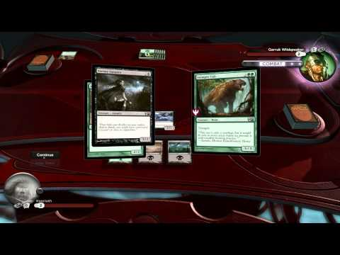 Magic: The Gathering -  Duels of the Planeswalkers 2012 - Challenge - Rumble in the Jungle