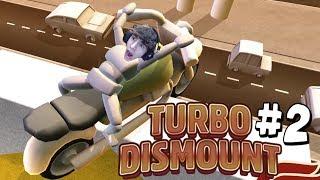 Turbo Dismount - SUICIDI ACROBATICI! È FANTASTICO!!
