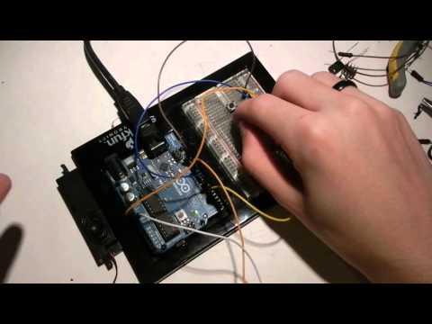 Arduino Wave Form Generation