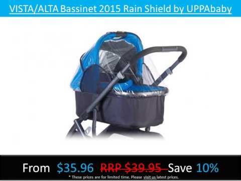UPPABaby Bassinet And Seats