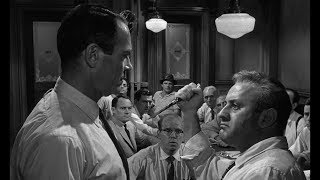 12 Angry Men- A Lesson in Staging