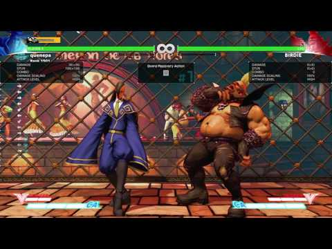 SFV helping a Birdie player with matchup against Fang
