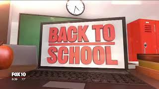 Back to school: Trailside Point Elementary School