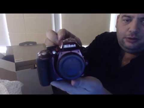 Unboxing: Nikon D3300 with accessory kit from Cameta Camera via Amazon