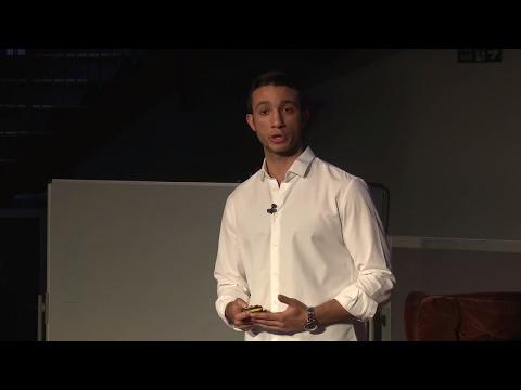 """How I Climbed out of Hopelessness"" | Oudai Tozan | TEDxUniversityofGlasgow"