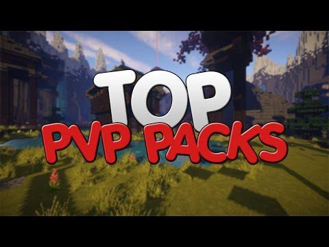TOP 3 Minecraft PvP Texture / Recource Packs!  [Version 1.8 | 1.9] DEUTSCH/GERMAN