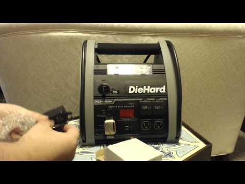 Unboxing: Diehard Portable Power 1150