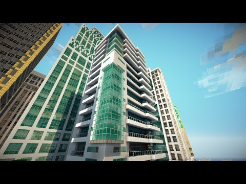 How to build a luxury condo in Minecraft (In depth tutorial)