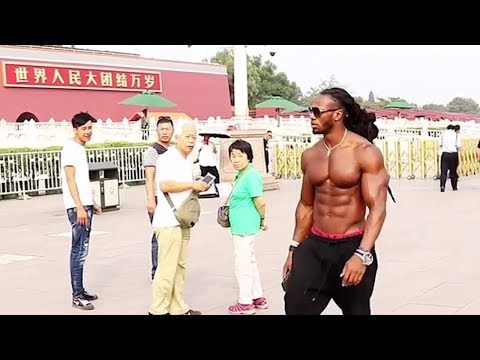 Xxx Mp4 When A FITNESS MODEL Goes Shirtless In PUBLIC 3gp Sex