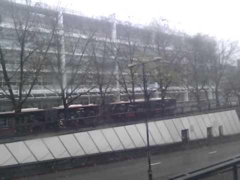 Snow at UCH