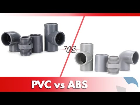 PVC vs ABS - What's The Difference?