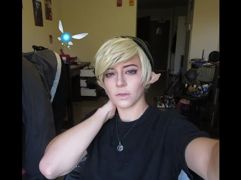 Link Cosplay Makeup Tutorial- Legend of Zelda