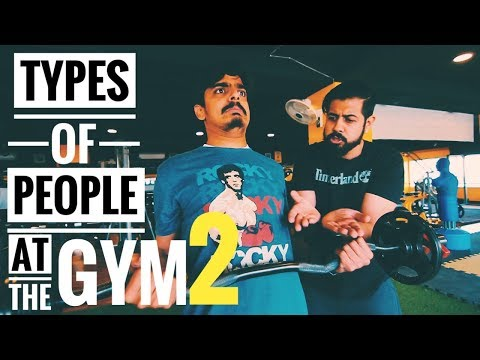 Types of People at the GYM 2 | Bekaar Films | Hilarious