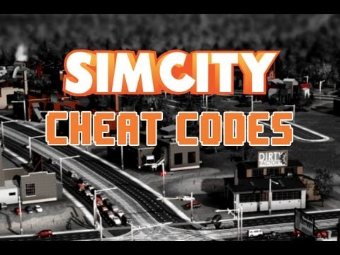 SimCity ★ Cheat Codes