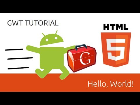 Hello World - GWT Tutorial (Google Web Toolkit)