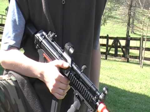 Airsoft MP5 Ownage