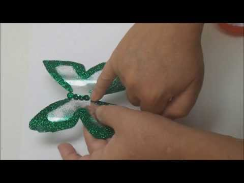 Recycled Crafts: a Plastic Bottle Butterfly | DIY |  Recycled Bottles Crafts Ideas