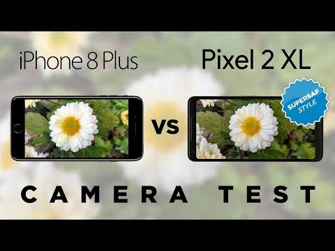Google Pixel 2 XL vs iPhone 8 Plus Camera Test Comparison