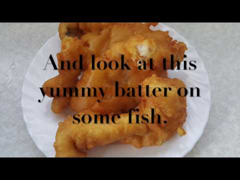 How to make a Very easy Batter