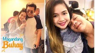 Magandang Buhay: Jovit Baldivino's girlfriend