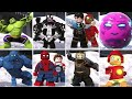 All Character Transformations In LEGO Marvel Super Heroes 2 W All DLC