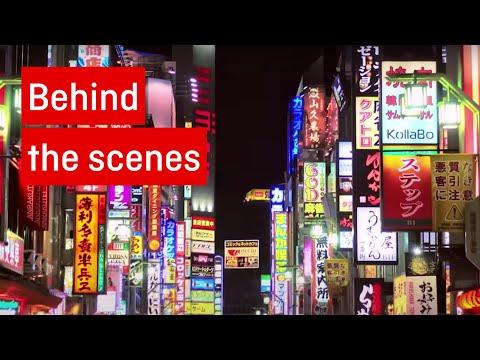 Qantas Safety Video 2018: Sharing the Spirit, Tokyo
