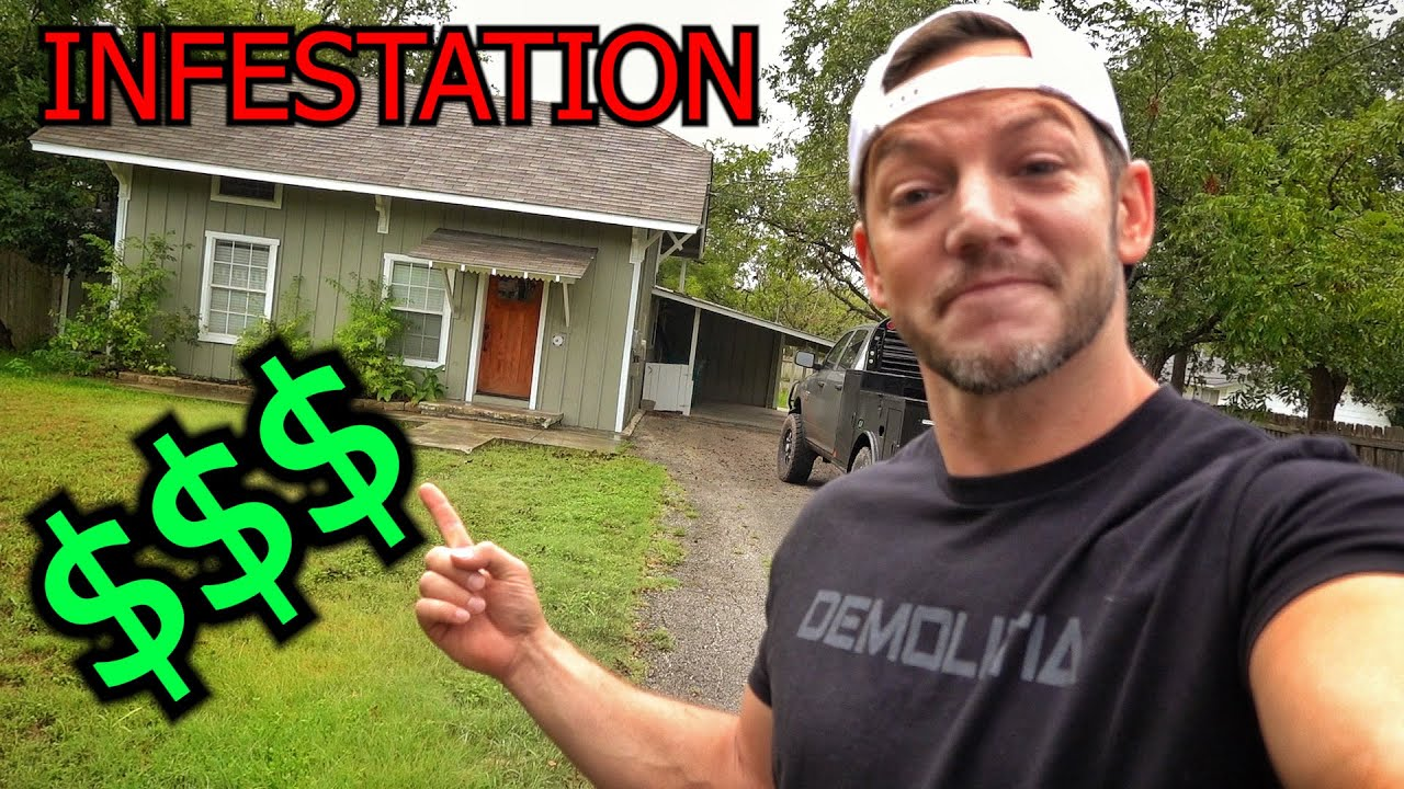 How Much $$$ I Made on the Crack House, and WHY I'm SELLING it!!!