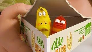 LARVA - TAKEAWAY BOX   Cartoon Movie   Cartoons For Children   Larva Cartoon   LARVA Official