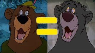 Disney Recycled Scenes (HD)