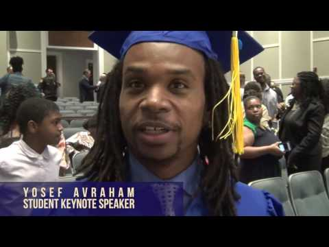 First in Florida - Career Online High School Graduation