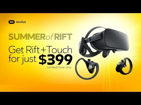 Oculus rift massive sale! but should you buy??