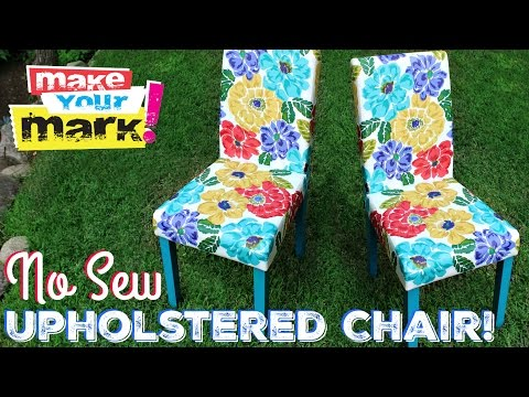 NO-SEW! Upholstered Chairs