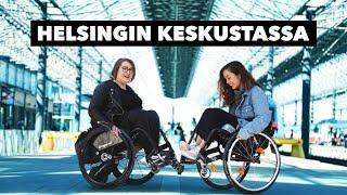 Päivä pyörätuolissa ♿️ OSA 2
