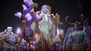World of Warcraft: Legion – Shadows of Argus Trailer
