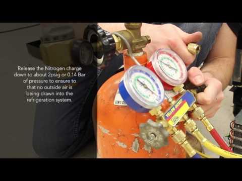 R290 Cabinet Repair Training